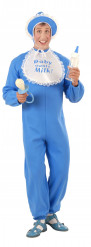 Baby-Kostüm für Herren