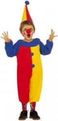 Clownkostüm für Jungen