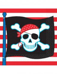 Piraten-Servietten