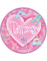 Teller Prinzessinn