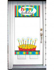 Individuell gestaltbare Happy-Birthday-Deko
