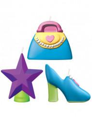 Mini-Kerzen Mädchenmode-Accessoires
