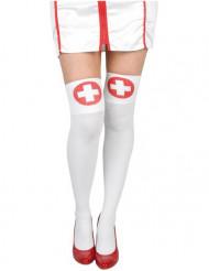 Strumpfhose Krankenschwester