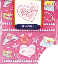 Prinzessinnen-Aufkleber