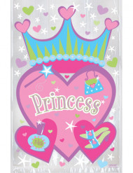 Geschenktüte Prinzessinnen Kindergeburtstag 8 Stück rosa