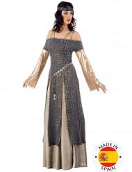 Lady Guinevere-Kostüm Deluxe für Damen