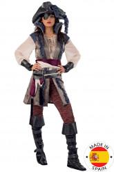Premium - Piraten-Kostüm Deluxe für Damen
