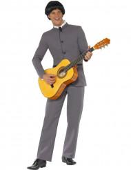 Gitarrist-Kostüm 60er Jahre für Herren