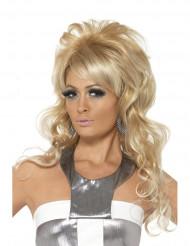 Perücke Blond für Damen
