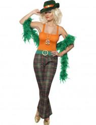 Disco-Lady-Kostüm für Damen
