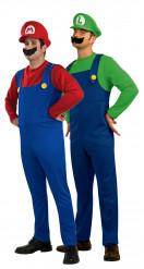 Mario™ und Luigi-paarkostüm für Herren