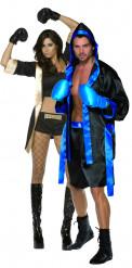 Boxer-Kostüm für Paare