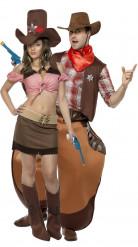 Cowboy/-girl Kostüm für Paare