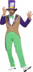 Hutmacher- Kostüm Verrückt für Herren