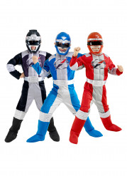 Power Ranger™ Operation Overdrive-Paarkostüm für Kinder