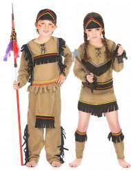 Paarkostume Karneval Fasching Cowboy Indianer Kinder Riesige