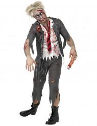 Zombie-Kostüm Halloween für Herren