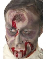 Künstliche Wunden und Narben Halloween Applikationen