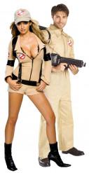 Ghostbusters™-Paarkostüm für Erwachsene