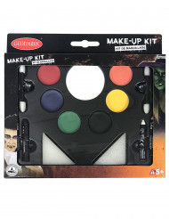 Familienset Deluxe-Make-up Halloween