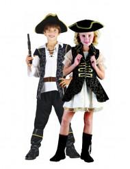 Piraten-Paarkostüm für Kinder