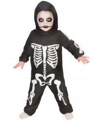 Skelett-Kostüm für Kinder