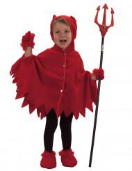 Halloween Teufel-Kostüm für Kinder