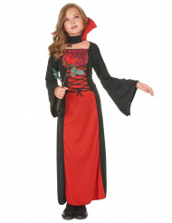 Halloween Vampir-Kostüm für Mädchen