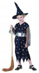 Halloween Hexen-Kostüm für Mädchen
