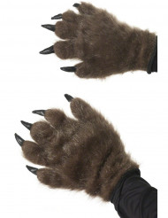 Monsterhandschuhe Werwolf Halloween