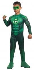 Green Lantern-Kinderkostüm für Jungen grün