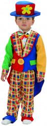 Clowns-Kostüm für Jungen