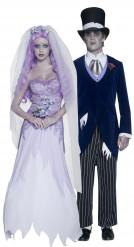 Brautpaar-Kostüm Halloween für Paare