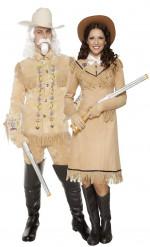 Cowboy-Kostüm für Paare