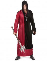 Unheilverkündender Mönch-Kostüm für Herren