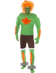 Blanka Street fighter IV™-Kostüm für Erwachsene