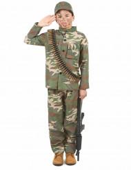 Soldaten Kinderkostüm