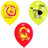 6 Luftballons - Safari