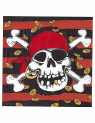 Servietten - Pirat