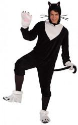 Katzen-Kostüm für Erwachsene