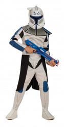 Jungenkostüm Clone Trooper Captain Rex Star Wars TM