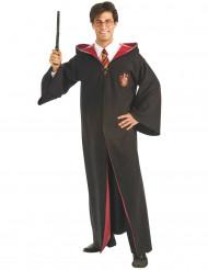 Deluxe Harry Potter™-Kostüm Gryffindor-Mantel schwarz-rot
