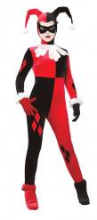 Harley Quinn™-Kostüm für Damen