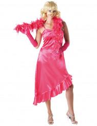 Damen-Kostüm Miss Piggy™ pink