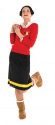 Olivia™-Kostüm für Damen aus Popeye™