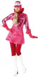 Kostüm Penelope Pitstop Wacky Races™ für Damen