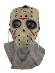 Maske Freddy gegen Jason TM für Erwachsene