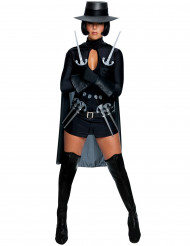 Damenkostüm V wie Vendetta™