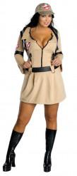 Ghostbusters™-Damenkostüm Plus Size
