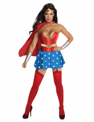 Sexy Wonder Woman™ Kostüm für Damen